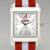 Alabama Men's Collegiate Watch with NATO Strap