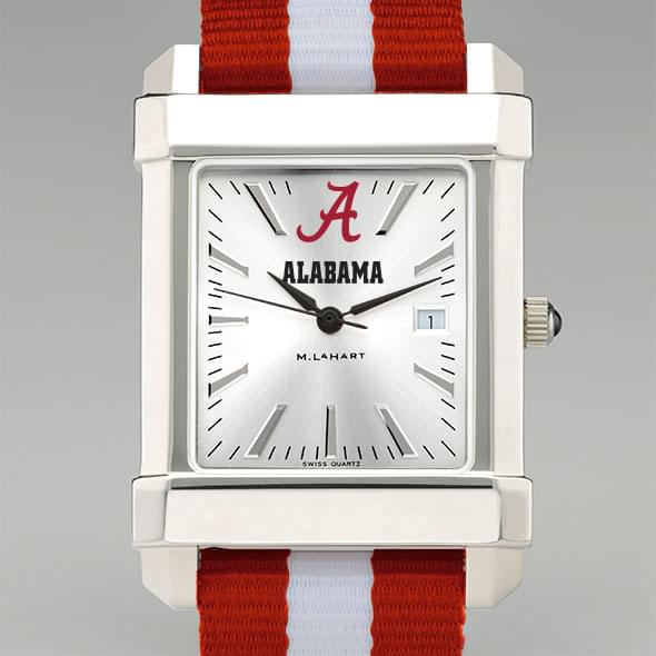University of Alabama Collegiate Watch with NATO Strap for Men