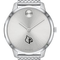 University of Louisville Women's Movado Stainless Bold 35