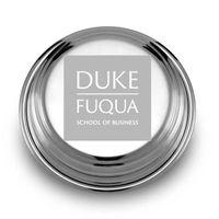 Duke Fuqua Pewter Paperweight