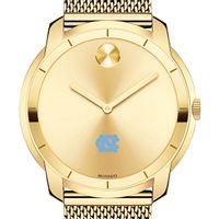 University of North Carolina Men's Movado Gold Bold 44