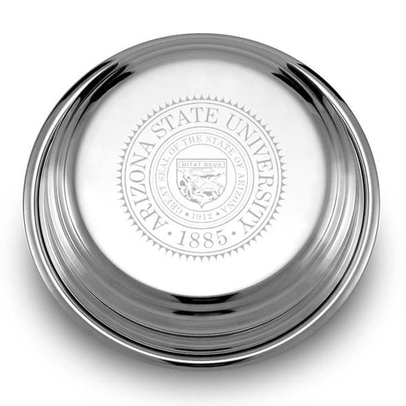Arizona State Pewter Paperweight - Image 2