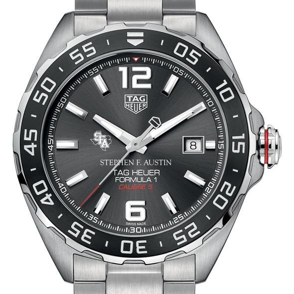 SFASU Men's TAG Heuer Formula 1 with Anthracite Dial & Bezel - Image 1