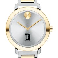 Davidson College Women's Movado Two-Tone Bold 34