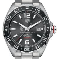St. John's Men's TAG Heuer Formula 1 with Anthracite Dial & Bezel