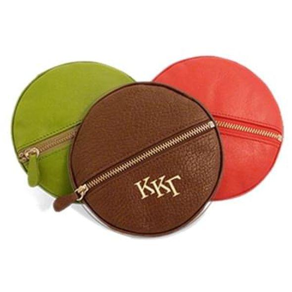 Kappa Kappa Gamma Jewelry Pouch