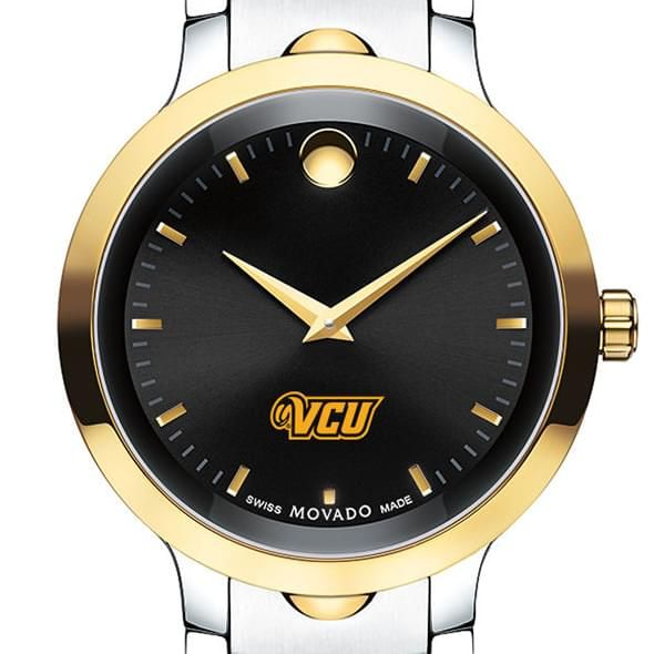 Virginia Commonwealth University Men's Movado Luno Sport Two-Tone