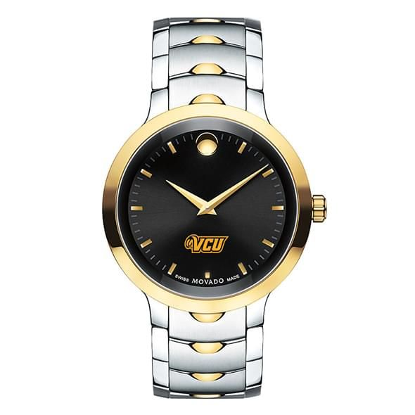 Virginia Commonwealth University Men's Movado Luno Sport Two-Tone - Image 2