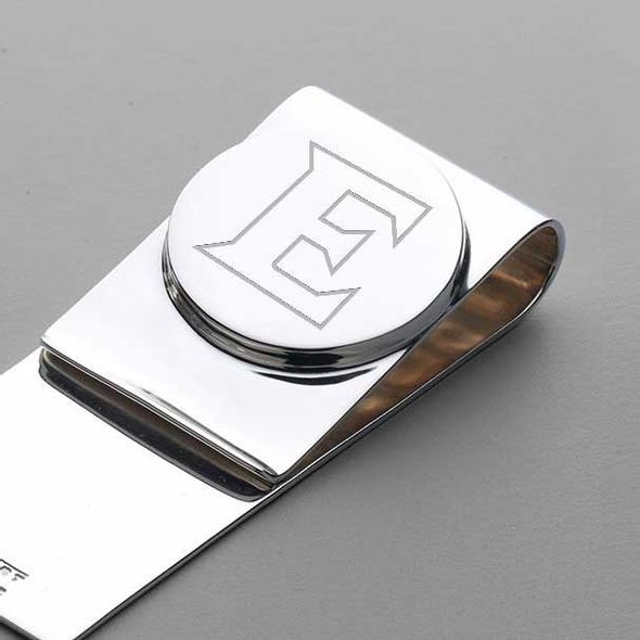 Elon Sterling Silver Money Clip - Image 2