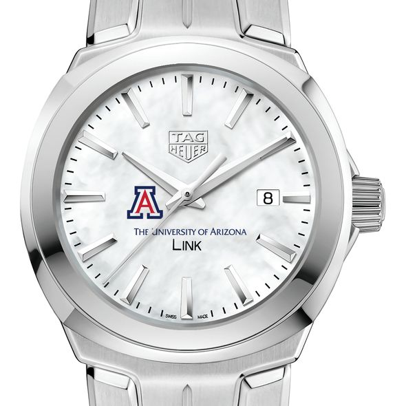 University of Arizona TAG Heuer LINK for Women