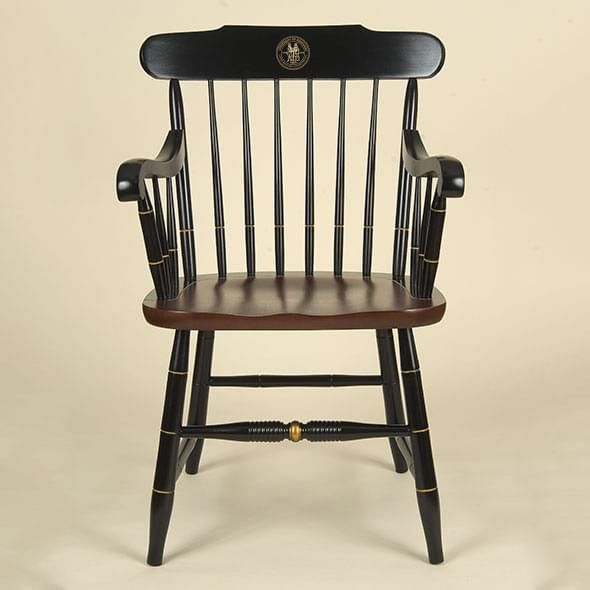 University of Kentucky Captain's Chair by Hitchcock