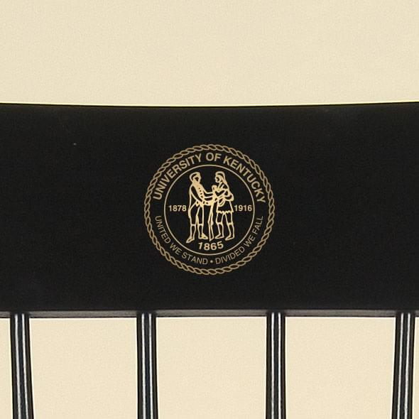 University of Kentucky Captain's Chair by Hitchcock - Image 2
