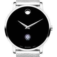 U.S. Naval Institute Men's Movado Museum with Mesh Bracelet
