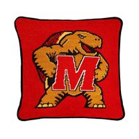Maryland Handstitched Pillow