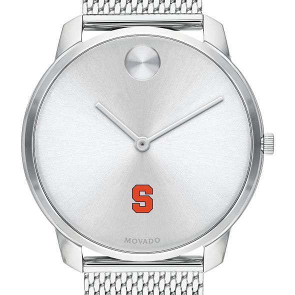 Syracuse University Men's Movado Stainless Bold 42