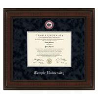 Temple Diploma Frame - Excelsior