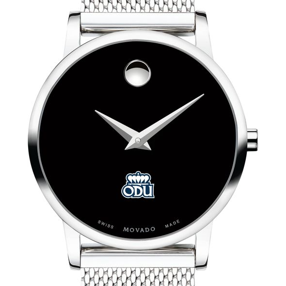 Old Dominion University Women's Movado Museum with Mesh Bracelet