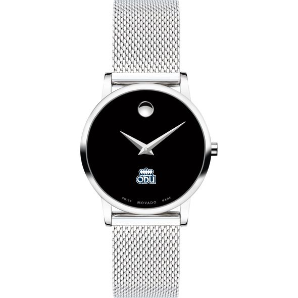 Old Dominion University Women's Movado Museum with Mesh Bracelet - Image 2