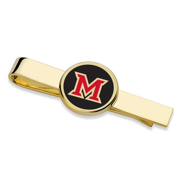 Miami University Tie Clip
