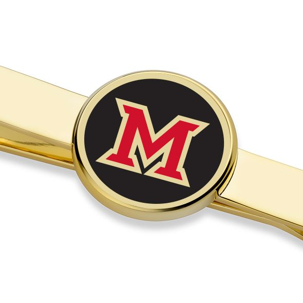 Miami University Tie Clip - Image 2