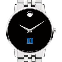 Duke University Men's Movado Museum with Bracelet
