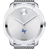 US Air Force Academy Men's Movado Stainless Bold 44