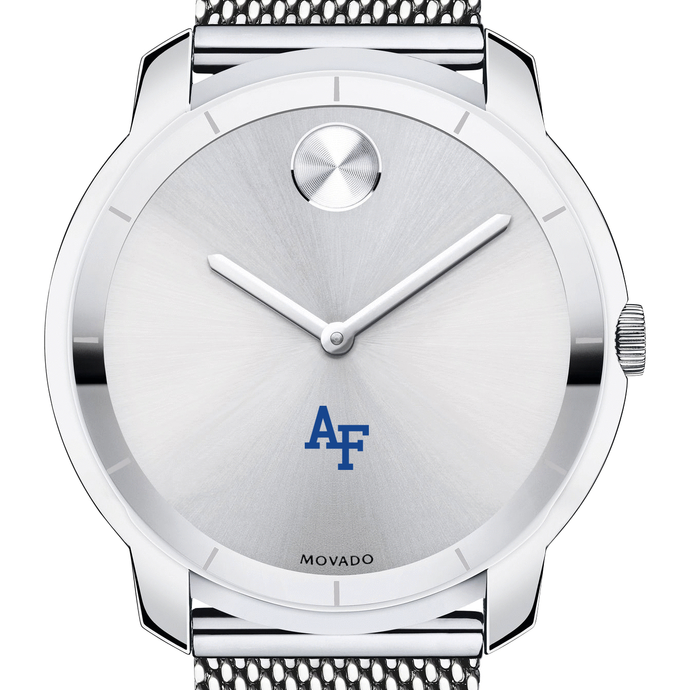 Air Force Academy Men's Movado Stainless Bold 44