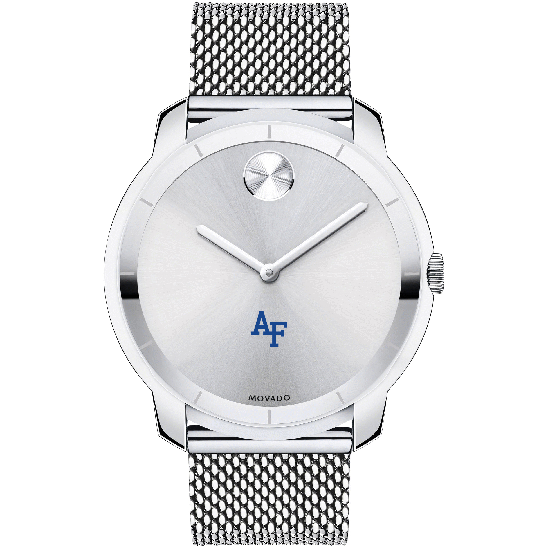 Air Force Academy Men's Movado Stainless Bold 44 - Image 2