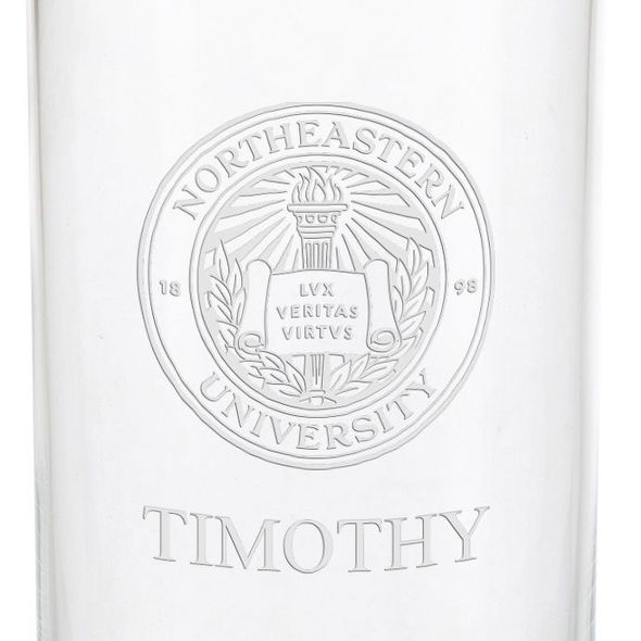 Northeastern Iced Beverage Glasses - Set of 2 - Image 3