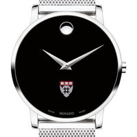Harvard Business School Men's Movado Museum with Mesh Bracelet