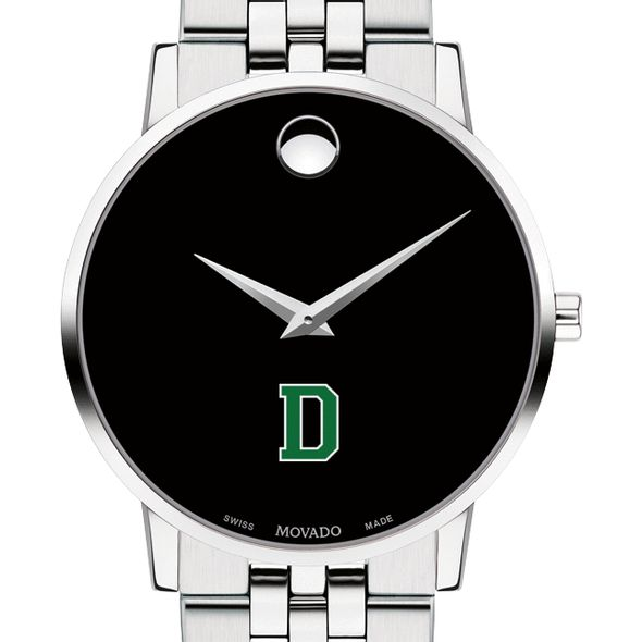 Dartmouth College Men's Movado Museum with Bracelet
