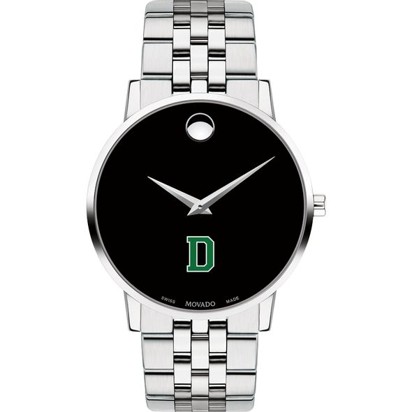 Dartmouth College Men's Movado Museum with Bracelet - Image 2