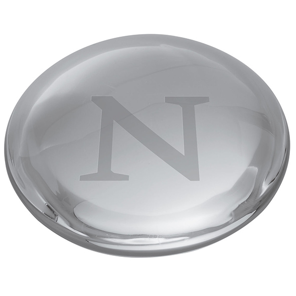 NU Glass Dome Paperweight by Simon Pearce - Image 2