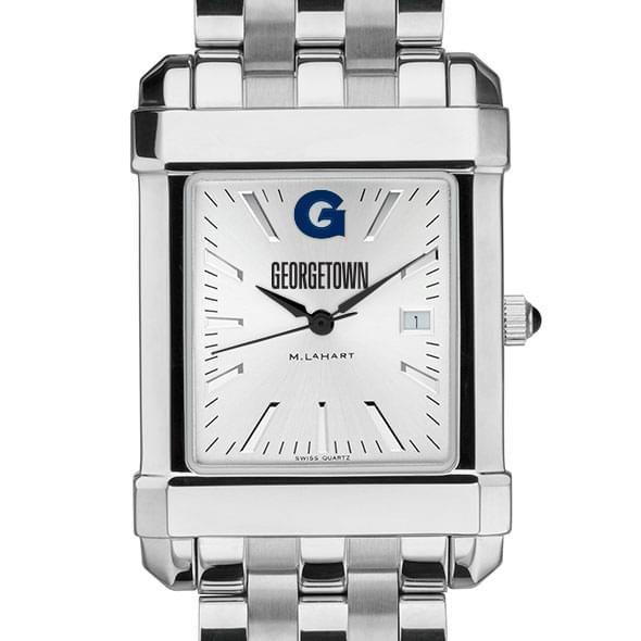 Georgetown Men's Collegiate Watch w/ Bracelet