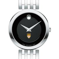 Lehigh University Women's Movado Esparanza Stainless Steel Museum with Bracelet