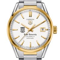 Duke Men's TAG Heuer Two-Tone Carrera with Bracelet