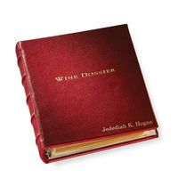 Bright Leather Wine Dossier