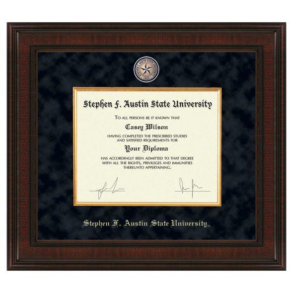SFASU Diploma Frame - Excelsior - Image 1