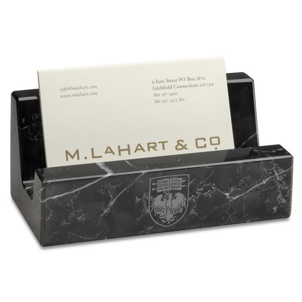 Chicago Marble Business Card Holder