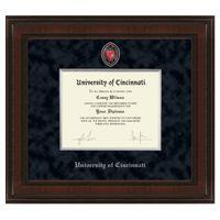 Cincinnati Diploma Frame - Excelsior