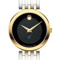 USNA Women's Movado Esparanza Two-Tone Museum with Bracelet