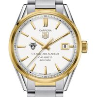 West Point Men's TAG Heuer Two-Tone Carrera with Bracelet