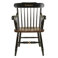 University of Louisville Captain's Chair by Hitchcock