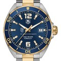 St. John's Men's TAG Heuer Two-Tone Formula 1 with Blue Dial & Bezel - Image 1