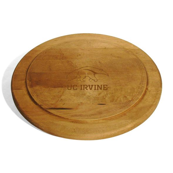 UC Irvine Round Bread Server