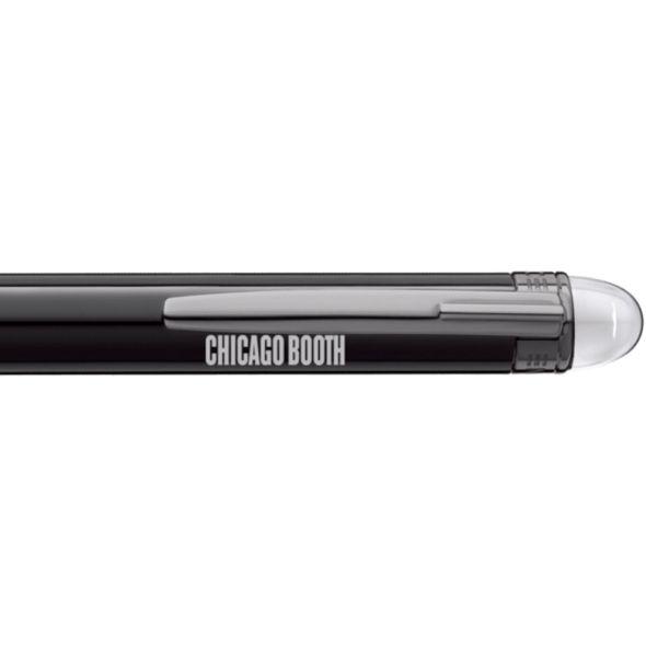 Chicago Booth Montblanc StarWalker Ballpoint Pen in Ruthenium - Image 2