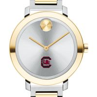 University of South Carolina Women's Movado Two-Tone Bold 34