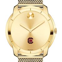 University of South Carolina Men's Movado Gold Bold 44