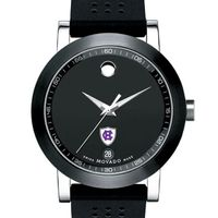 Holy Cross Men's Movado Museum Sport Rubber Strap