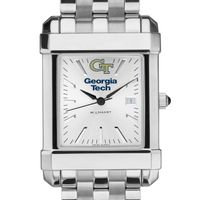 Georgia Tech Men's Collegiate Watch w/ Bracelet